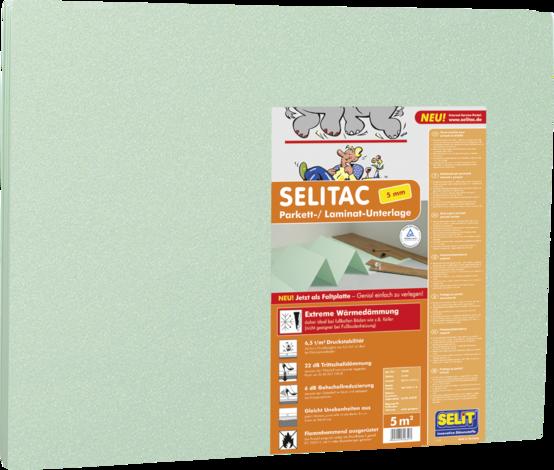 XPS SELITAC 5мм (плоскост)