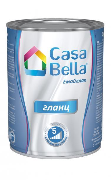 Емайллак Casa Bella  0.65 л, RAL 9005