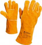 Ръкавици от цепена кожа Sahara №11