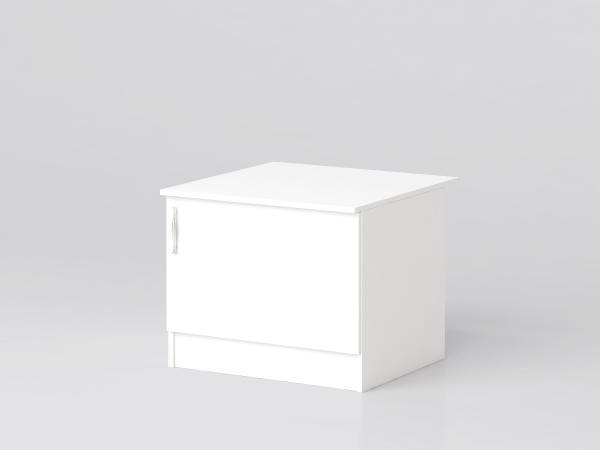 Уни модул 1, бял