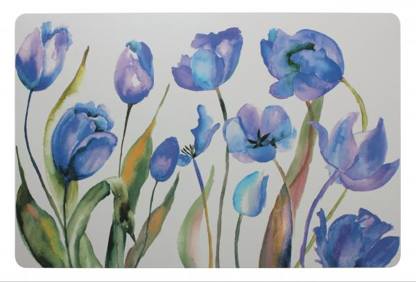 Подложка за хранене Tulipany 44x28 см