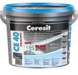 CE 40 Фугираща смес метално сив, 2 кг.