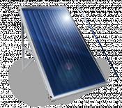 Слънчев колектор Classic R 2.5 m2 200x125cm плосък