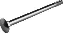 Болт коларски M6x30 DIN 603