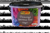 Цветна интериорна боя Profix 5кг, ТЕМЕНУЖКА