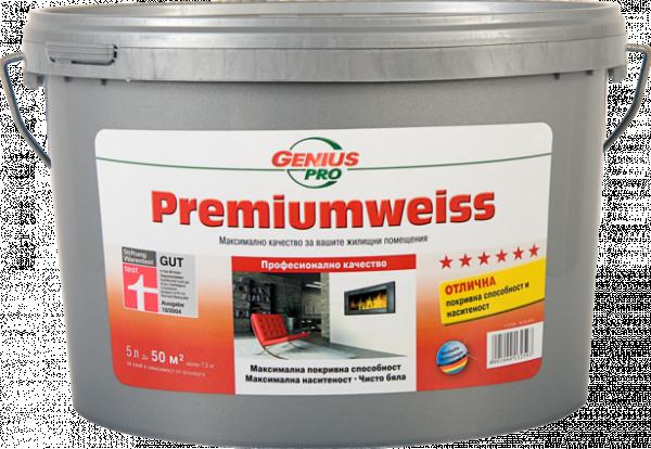 GP Premiumweiss 5L