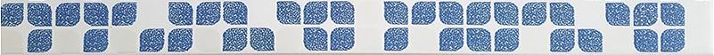 Декоративен фриз France Bleu 4x50 см