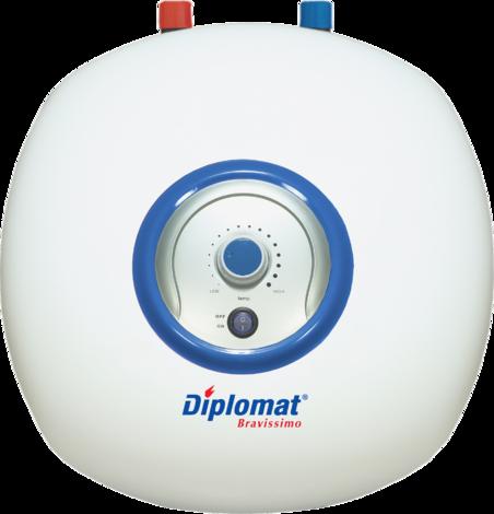 Електрически бойлер DIPLOMAT SN 10 UN,  под мивка