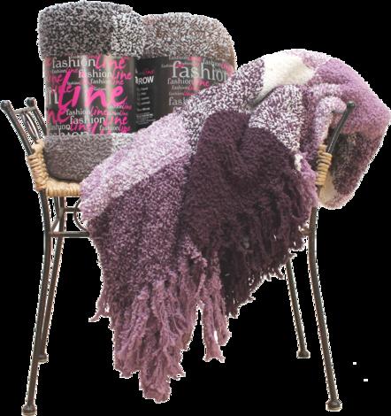 Одеяло FL 125*150 см, лилав