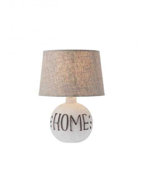 Настолни лампи HOME 28W E14 бял