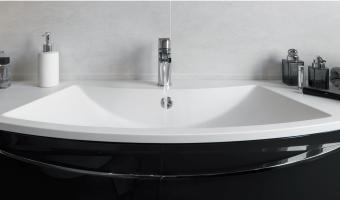 Как да монтираме мивка в банята