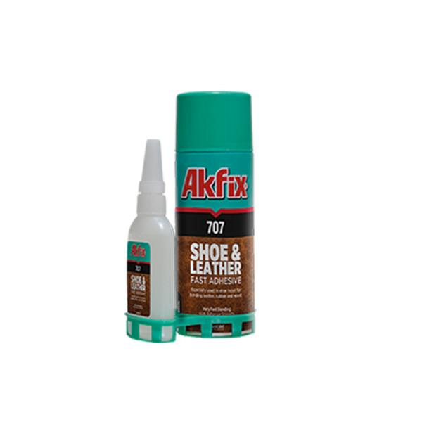 Двукомпонентен спрей за кожа Akfix 100мл+25гр
