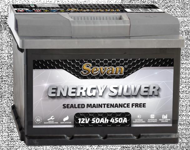 Акумулатор Energy Silver 50Ah