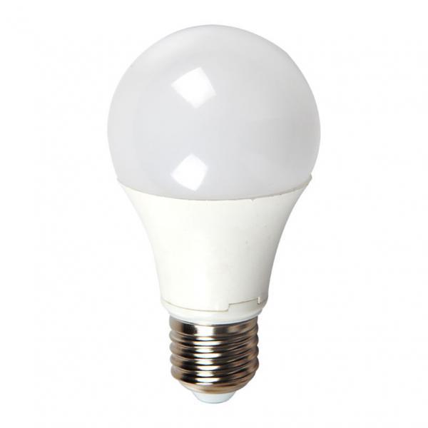 LED лампа Е27 10W А60 термо пластик 4500К