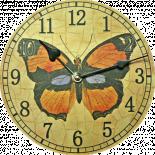 Стенен часовник 20 см