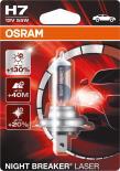 Aвто лампа OSRAM  H7 55W 12V-NBL