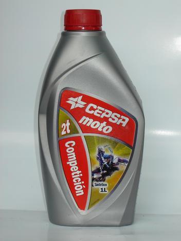 Cepsa Моторно масло 2T 1л SC