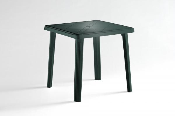 Маса Роди 75х75 зелена
