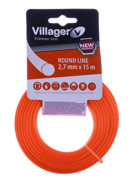 Цилиндрична корда V 1.3 мм х 15 м