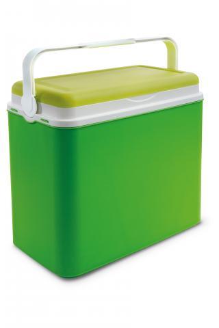 Хладилна кутия 24л, зелено
