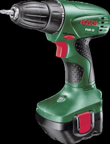 Акумулаторен винтоверт Bosch PSR12