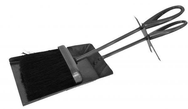 Комплект- метла и лопатка за камина EDG503B