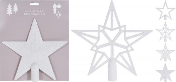 Връх Бяло-Сребърна Звезда, 19 см