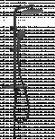 Душ колона MUSTA BASIC черен мат