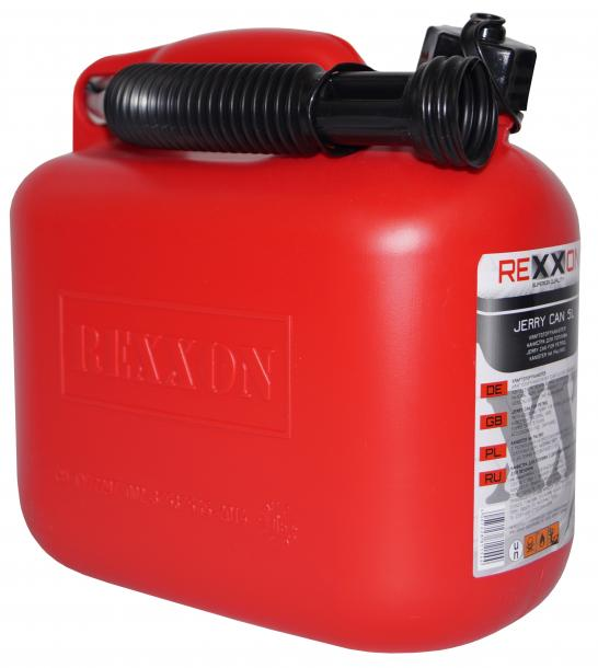 Туба за гориво 5л REXXON