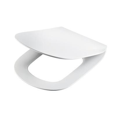 WC седалка Tesi, дуропласт