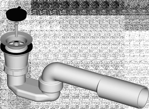 Сифон за душ корито