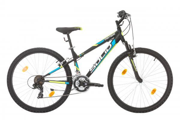 """Велосипед MYSTIQUE 26"""" черен мат"""
