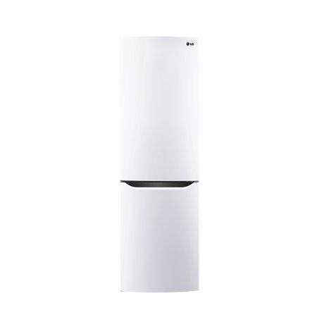 Хладилник с фризер LG GBB329SWJZ