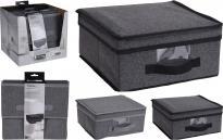 Кутия за съхранение 31x28x16 см