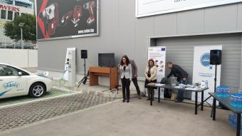 HomeMax откри зарядна станция за електромобили в магазина си във Варна