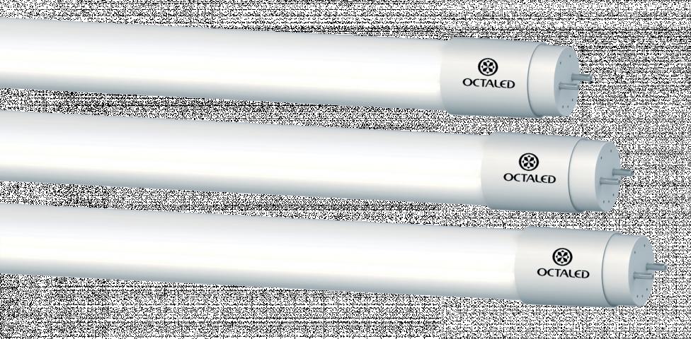 LED пура T8 1200mm 18W 4000К