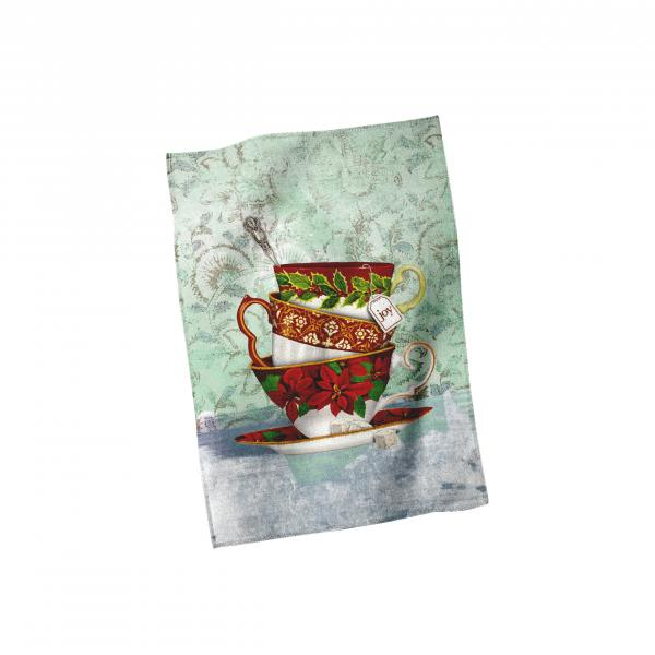 Коледна Кухненска Кърпа дизайн 16