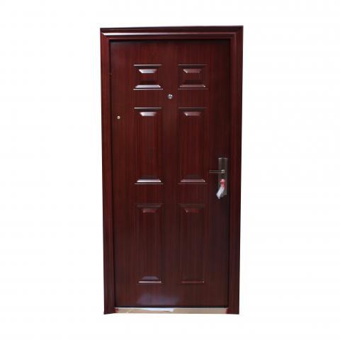 Метална врата 2050*960(mm) модел SF-6081, лява