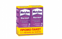 Промо Metylan Normal лепило 2х125 г
