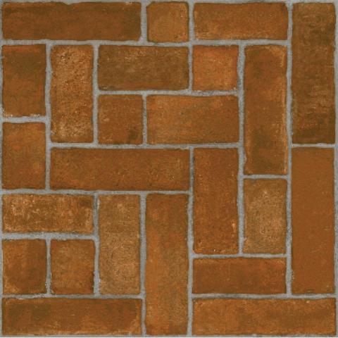 Гранитогрес Cotto Brick Dark 60х60