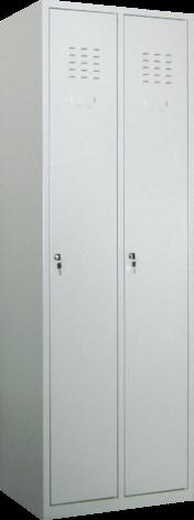 Метален шкаф 2 врати