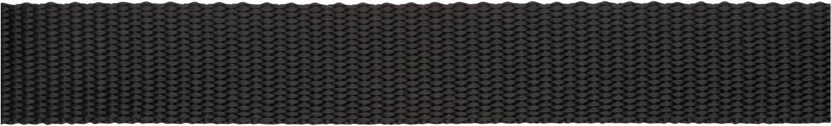 Колан 25мм черен