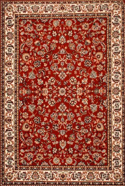Килим Aladin 1.2х1.7 м червен