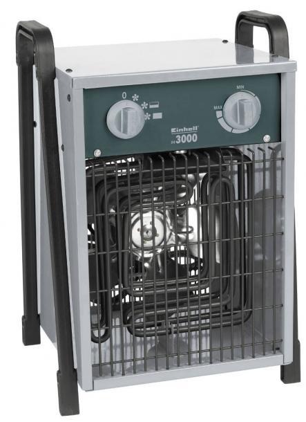 Електрически  калорифер