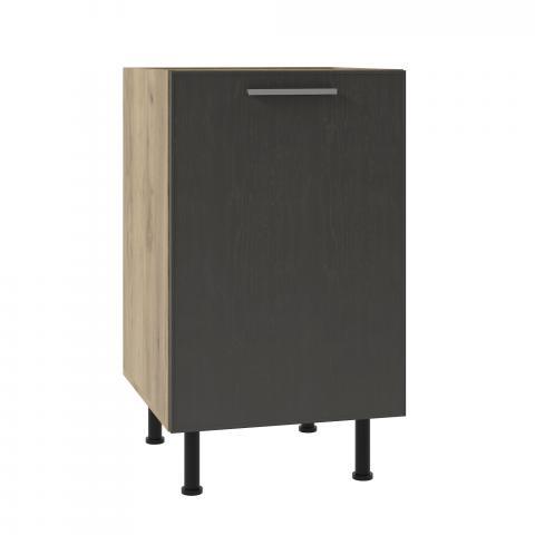 Долен шкаф с една врата SKY LOFT 50см