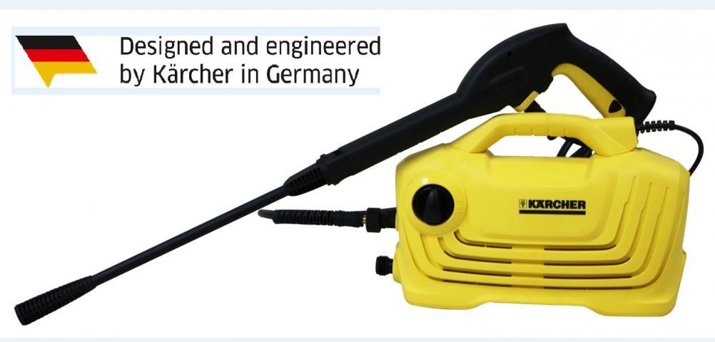 Водоструйка Karcher BMX K2