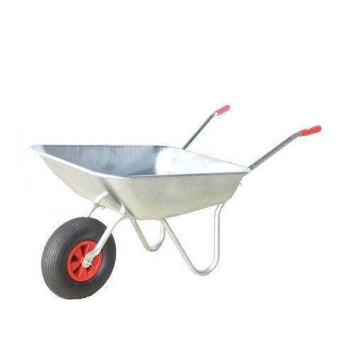 Строителна количка 80л