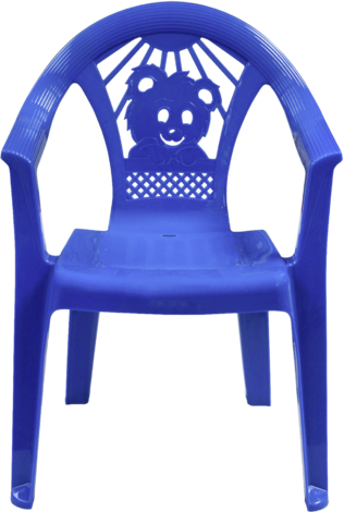 Детски стол Мече