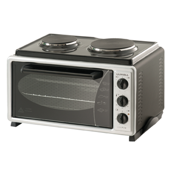 Готварска печка (мини) LUXELL LX 3560