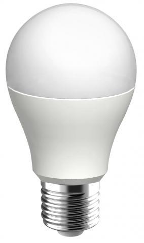 LED крушка топла светлина